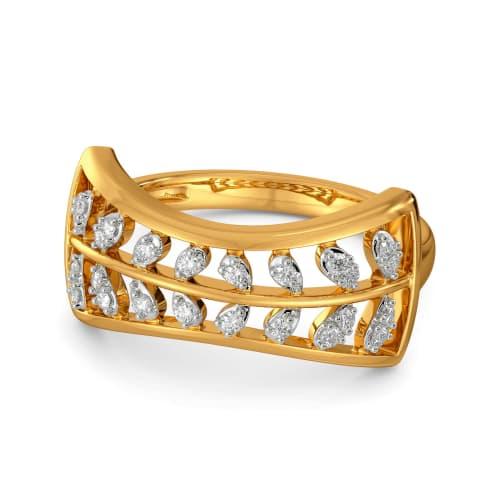 Petal Posse Diamond Rings