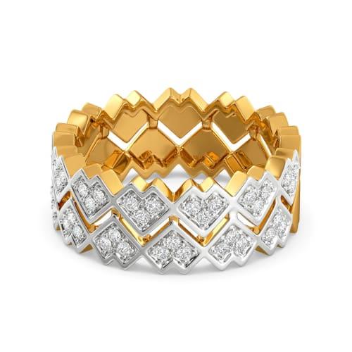 Melody O Love Diamond Rings