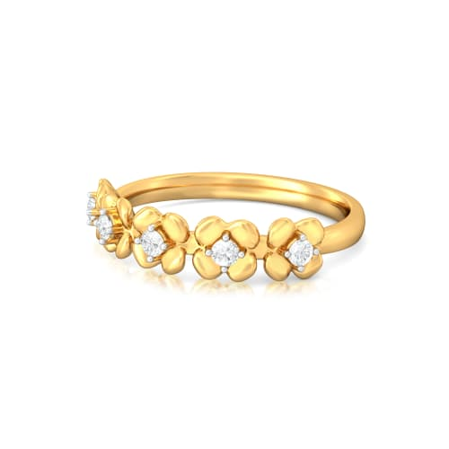 Petite-o-pretty Diamond Rings