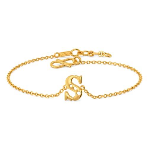 Sweet As Sugar Gold Bracelets