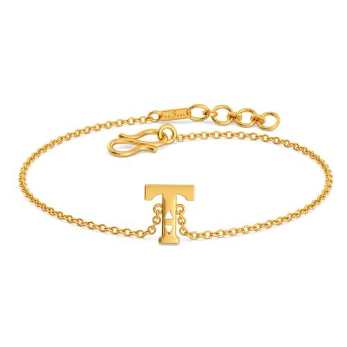 Tiger Stealth Gold Bracelets
