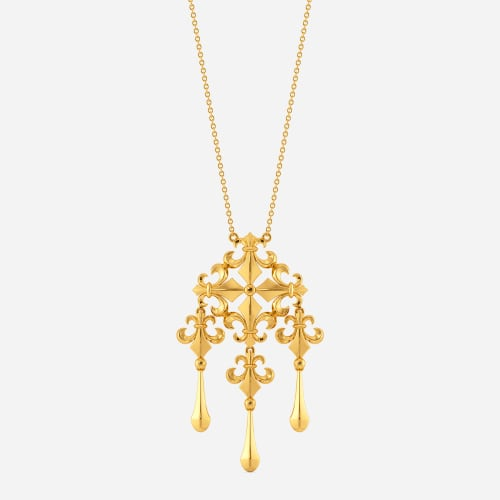 Finding Neverland Gold Necklaces