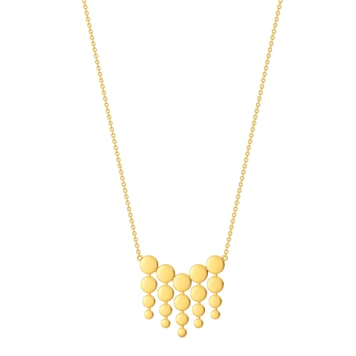 Groove Like Cher Gold Necklaces