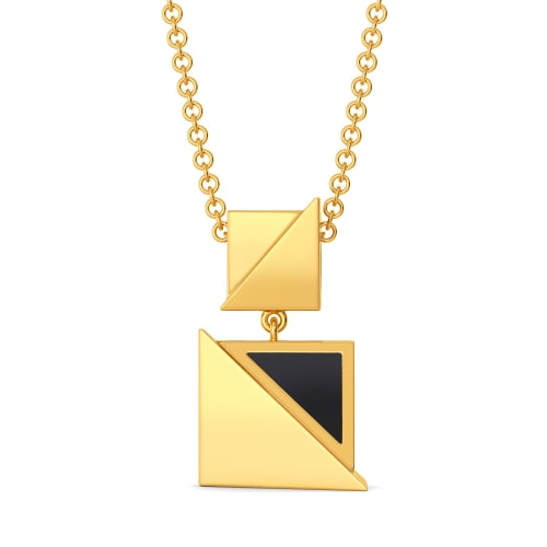Fearless Fusion Gold Pendants