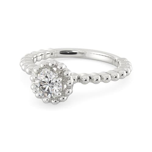Beads of Romance Diamond Rings