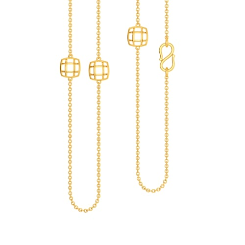 Ticktacktoo Gold Chains