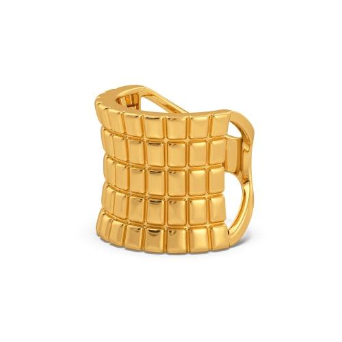 Snug Contours Gold Rings