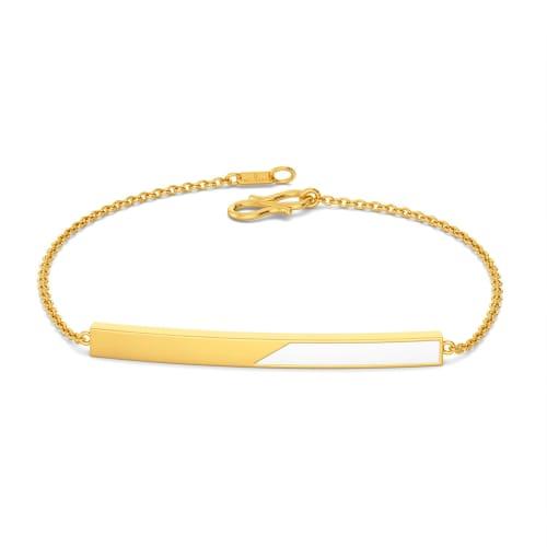 The Power Knock Gold Bracelets