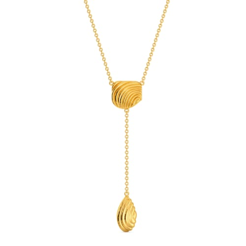 Volume Versions Gold Necklaces