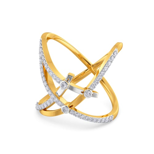 Room to Relax Diamond Rings