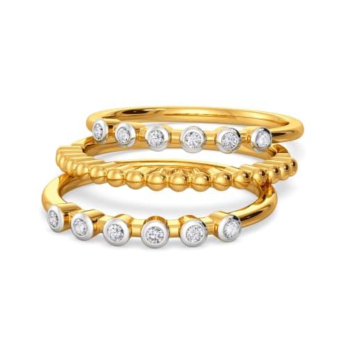 Gleam O Life Diamond Rings