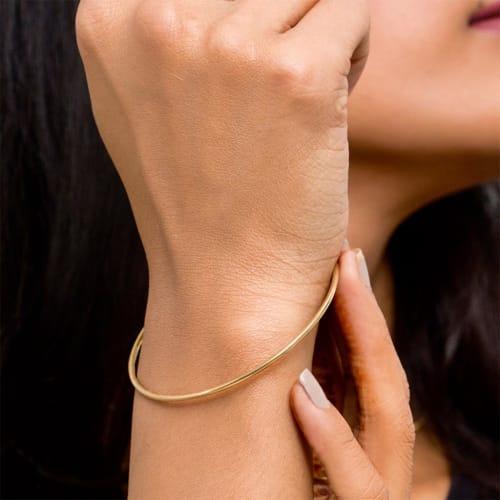 Classique Gold Bangles