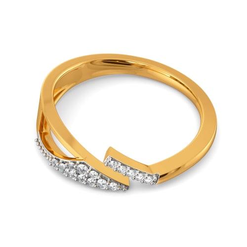 Prism Power Diamond Rings