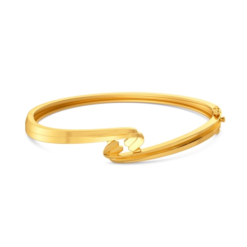 Flair Enough Gold Bangles