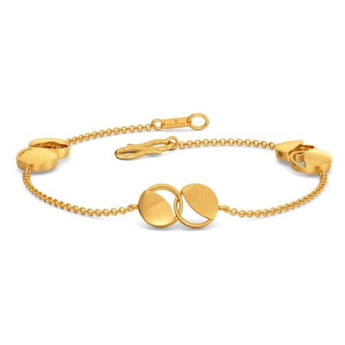 Sequin Workload Gold Bracelets