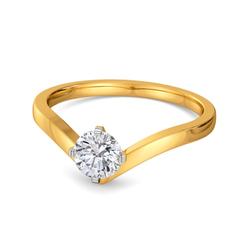 Love Contraption Diamond Rings