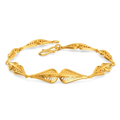 Bare Beauty Gold Bracelets