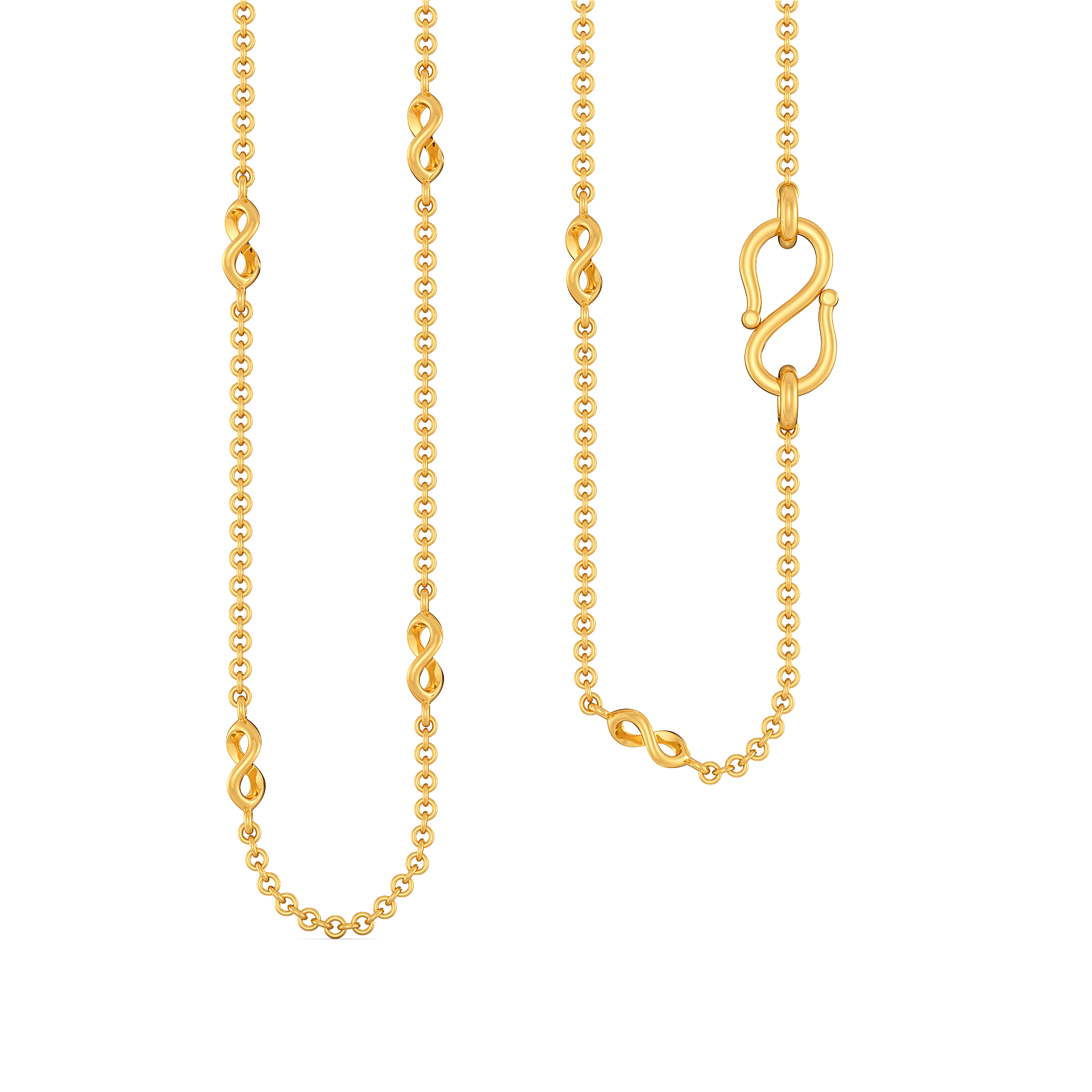 Fine N Divine Gold Chains