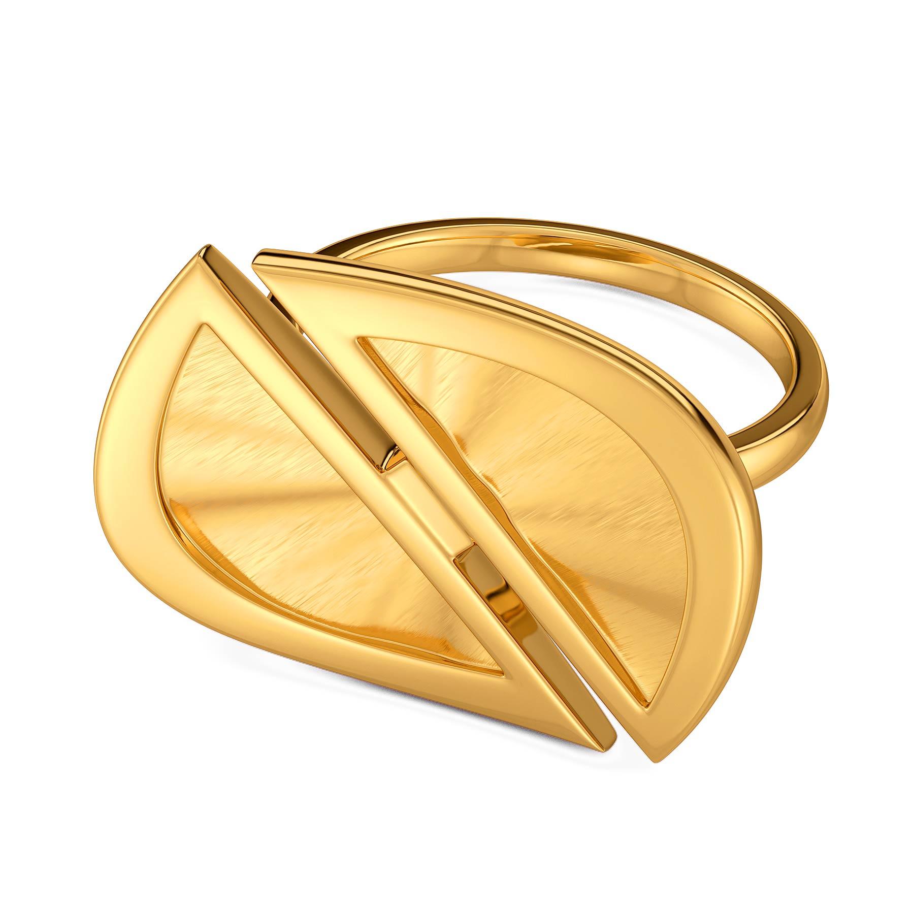 Troupe Tacks Gold Rings