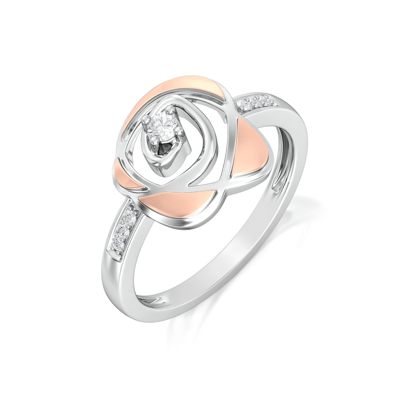 Meadow Buttercup Diamond Rings