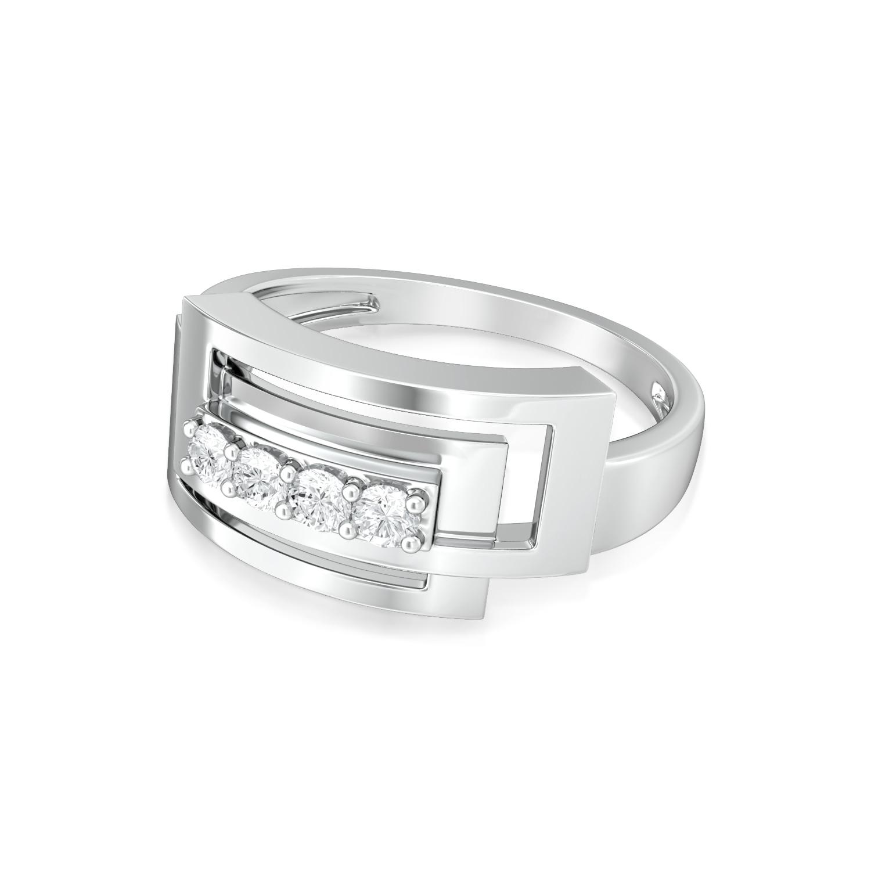 Perfect Intersect Diamond Rings