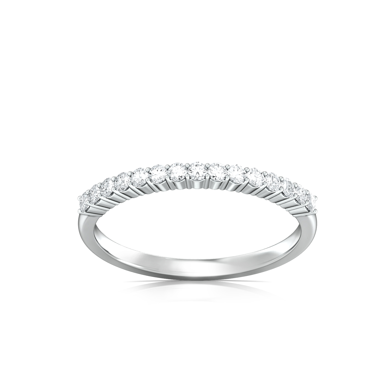 Line of Sparkle Diamond Rings