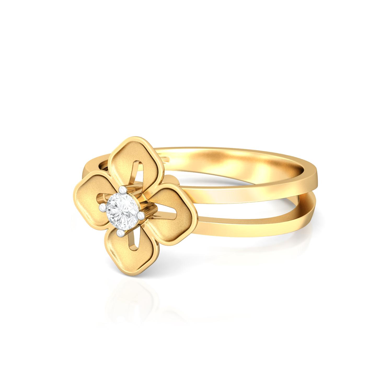 Baby Bloomers Diamond Rings