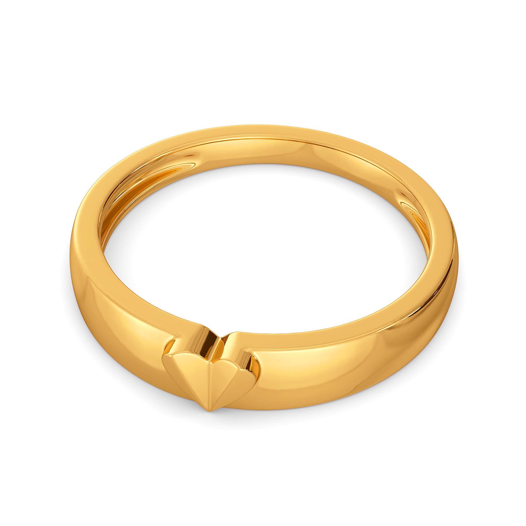 Radical Romance Gold Rings