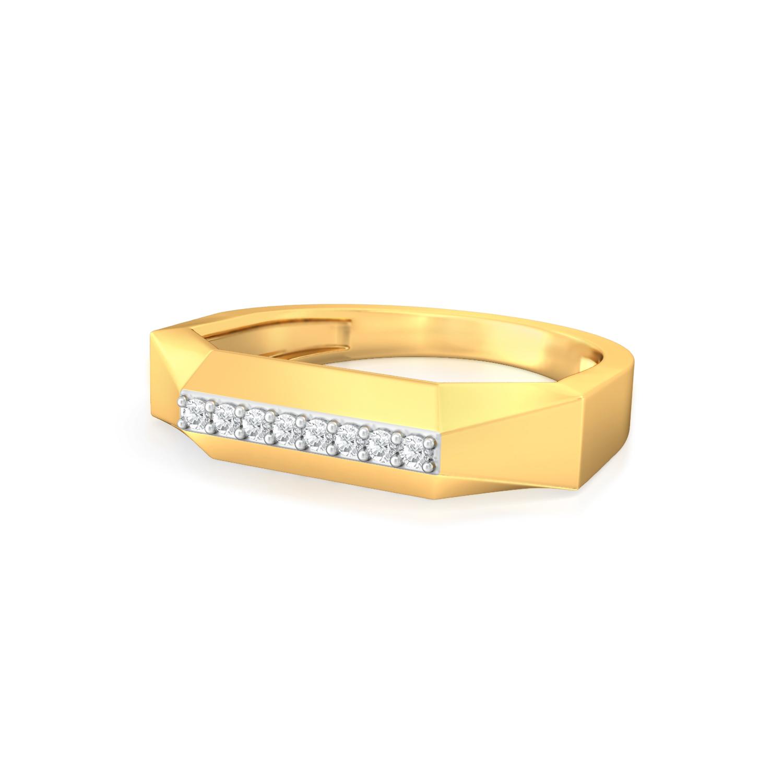 Raising the bar Diamond Rings