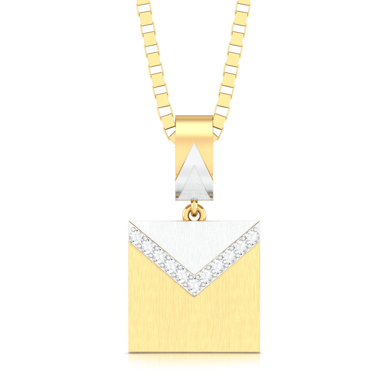 Mountain Mystique Diamond Pendants