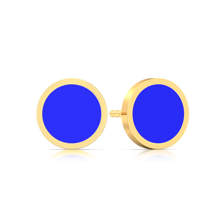 Nice 'n easy Gold Earrings