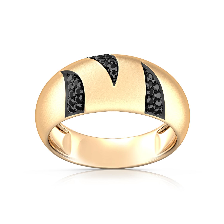 Jungle Night Diamond Rings