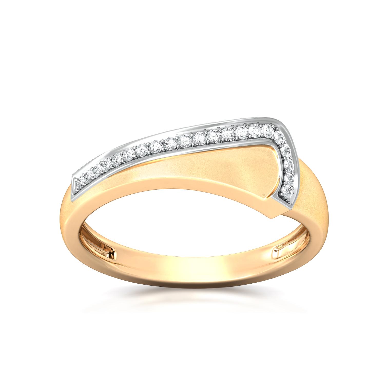 Midas Touch Diamond Rings