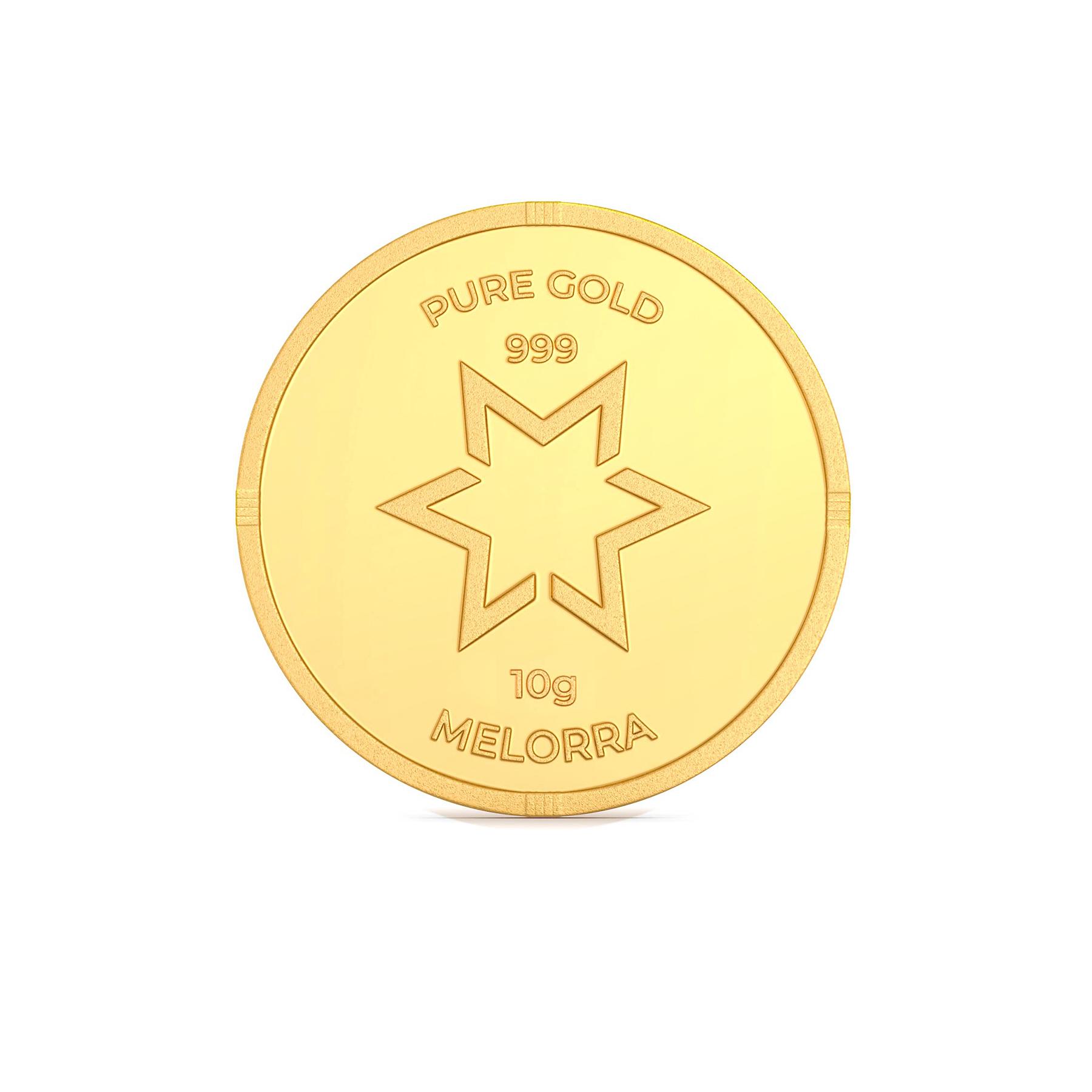 10 g 24 kt Gold Coin Gold Coins