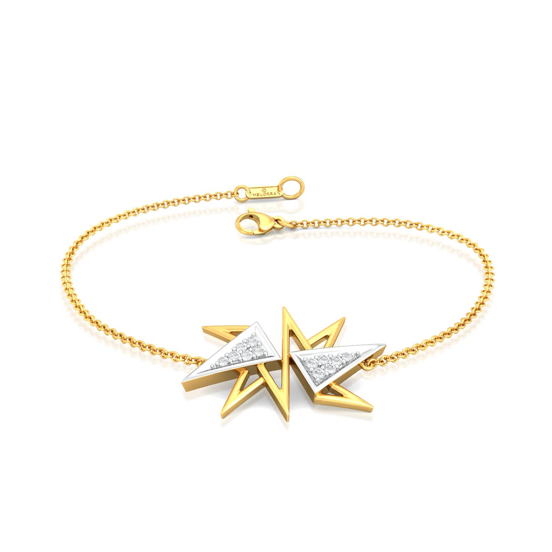 Cabaret Chic Diamond Bracelets