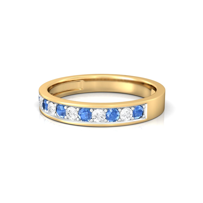 Shiny Whites Diamond Rings