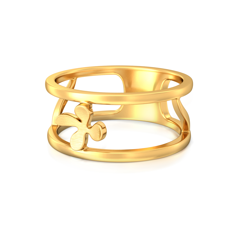 Senorita Gold Rings