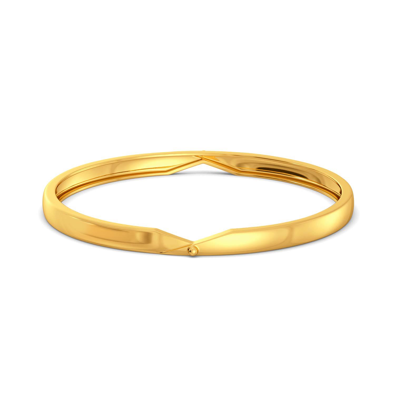 Golden Quest Gold Bangles