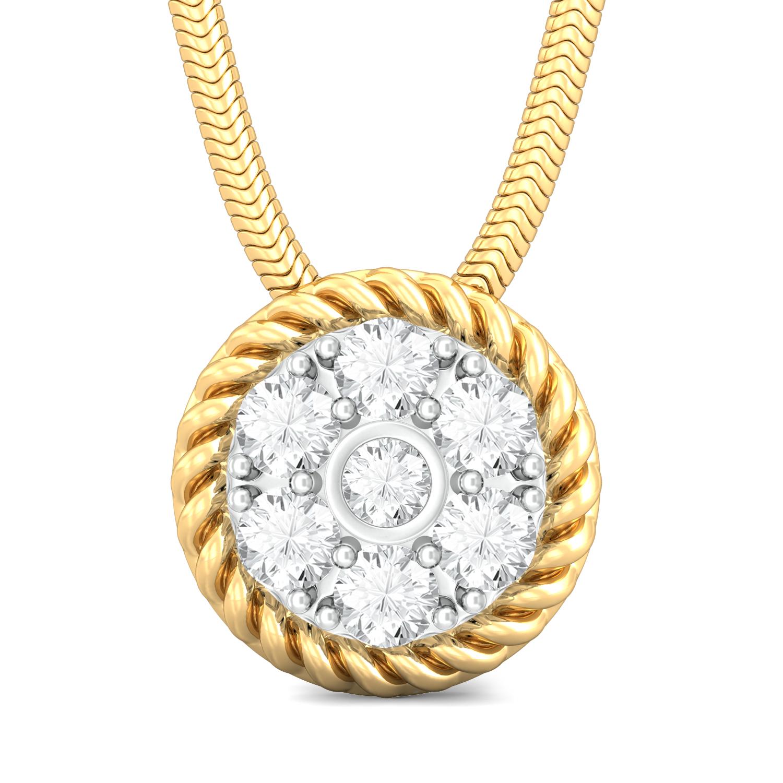 Seventh Heaven Diamond Pendants