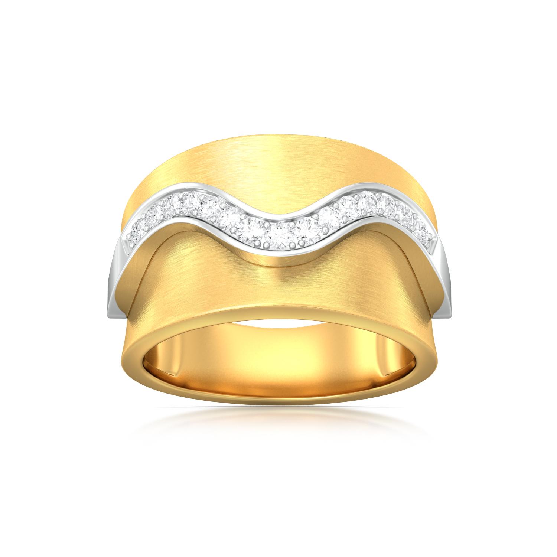 Lollo Rosso Diamond Rings