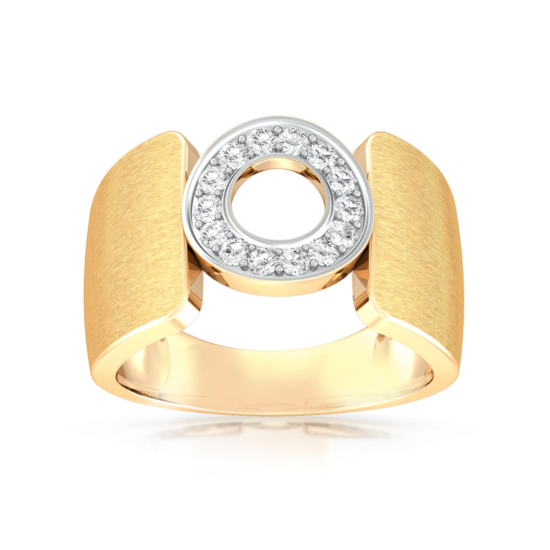 Ring of Fire Diamond Rings