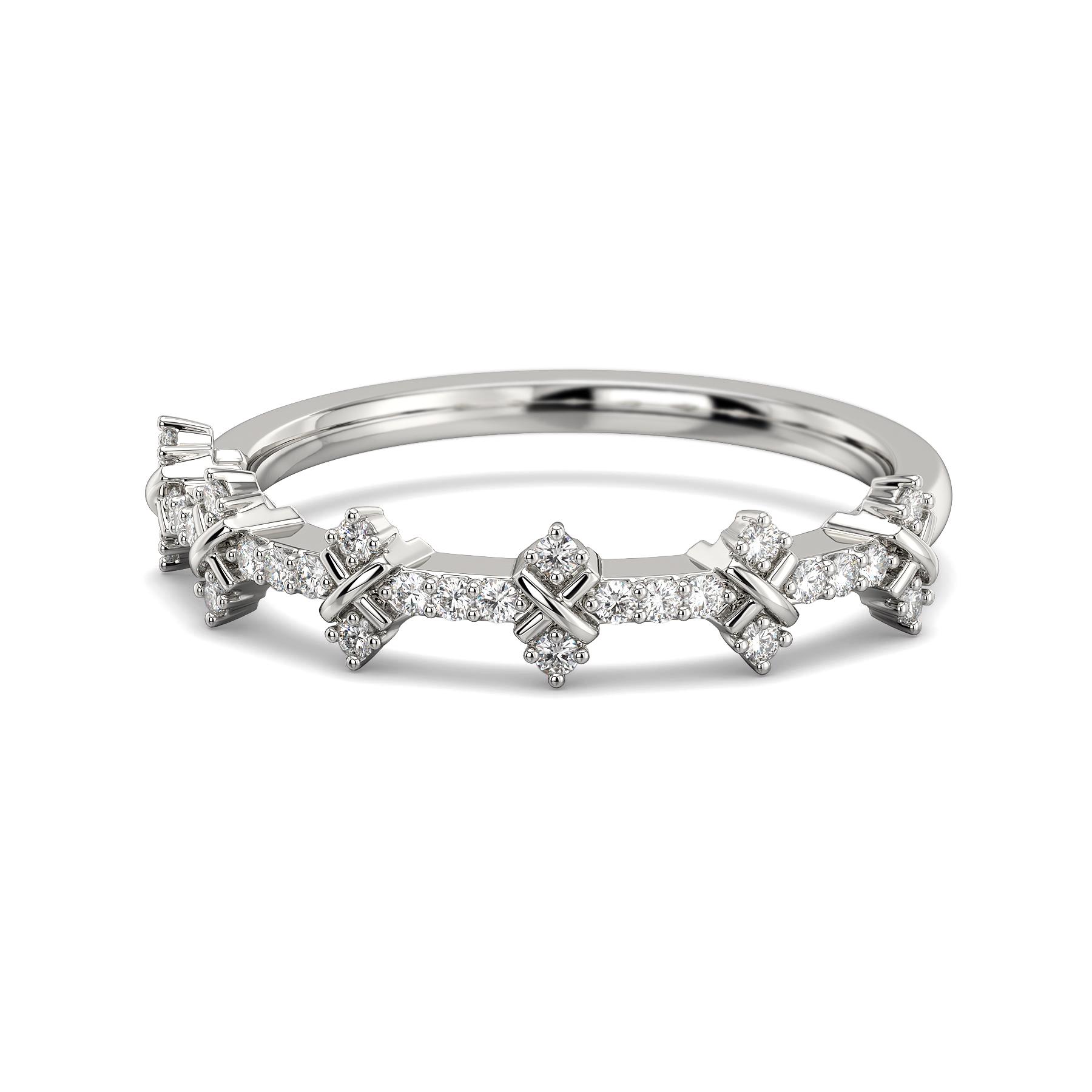 Sleek N Chic Diamond Rings