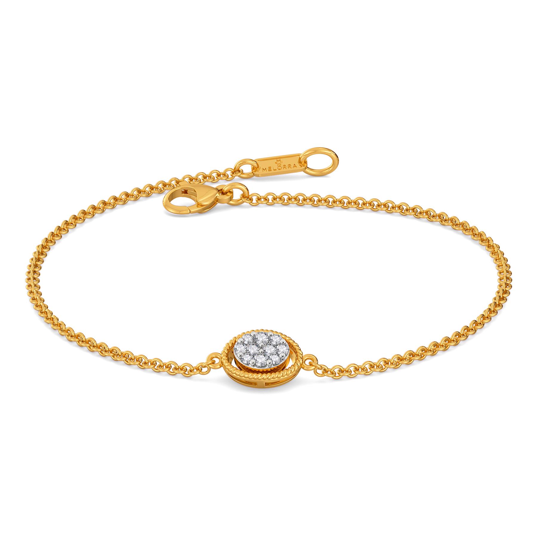 Tier N Twist Diamond Bracelets