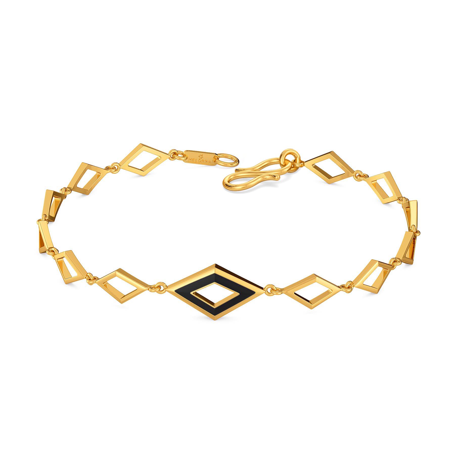 Brave N Gritty Gold Bracelets