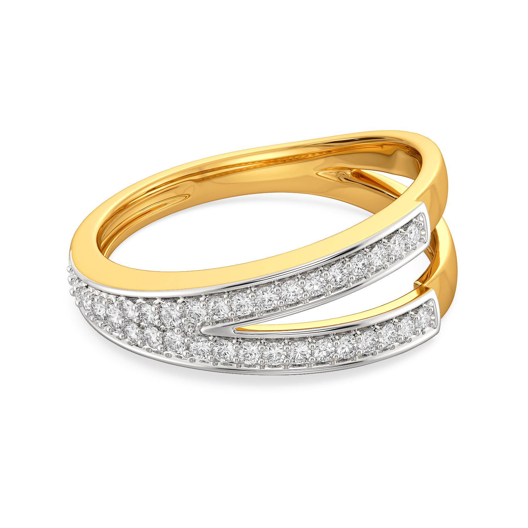 Suit Incharge Diamond Rings