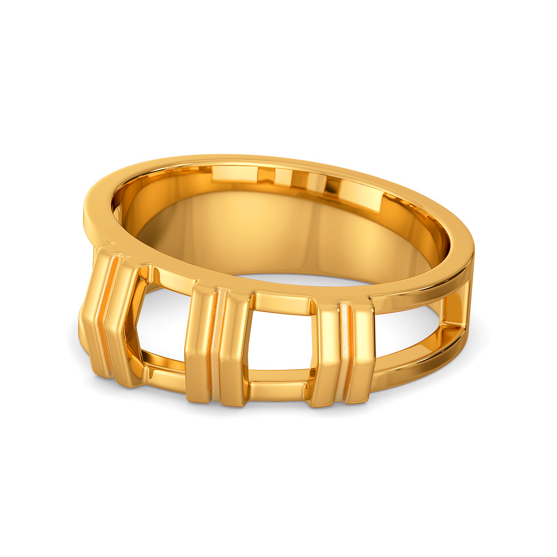 Chic O Strong Gold Rings