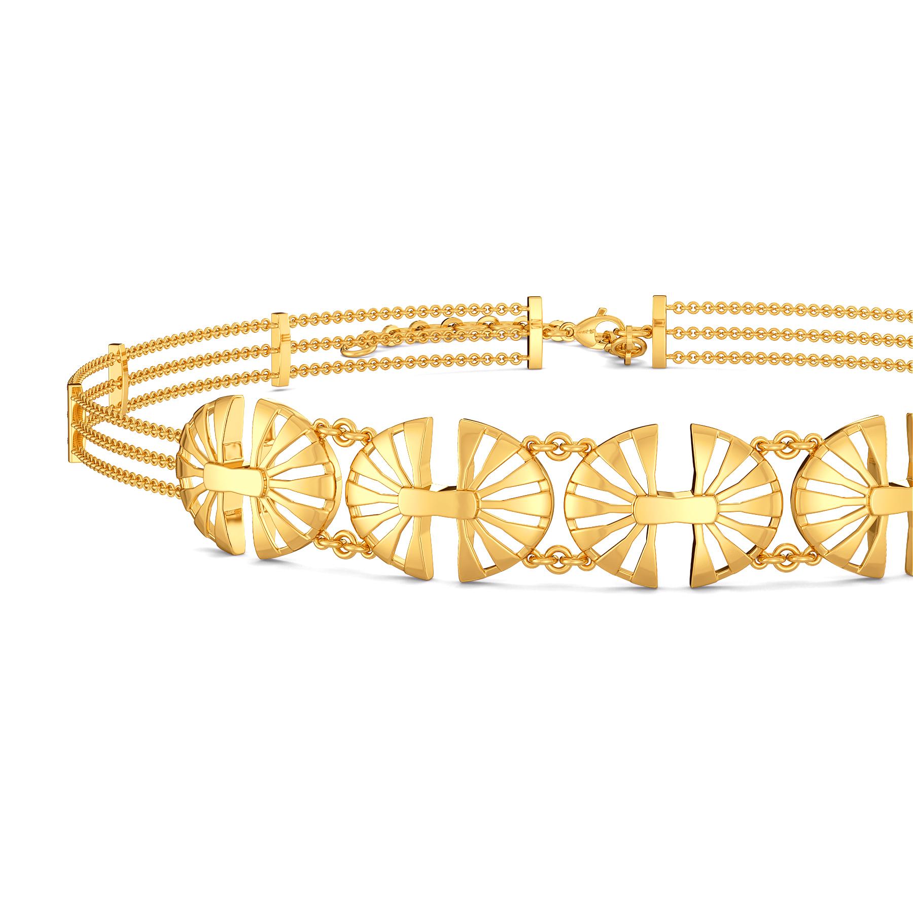 Elegant Boho Gold Necklaces