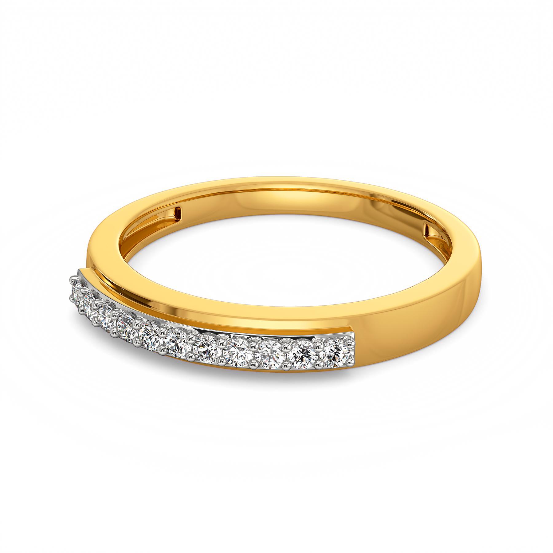 Smart N Sober Diamond Rings
