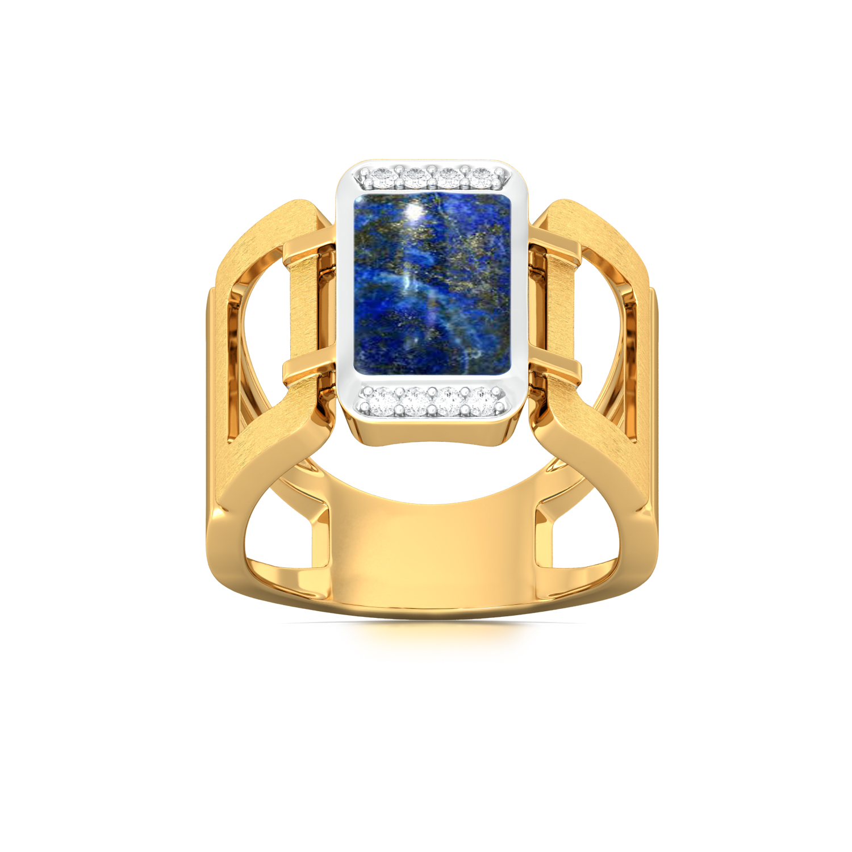 Dark & Stark Diamond Rings