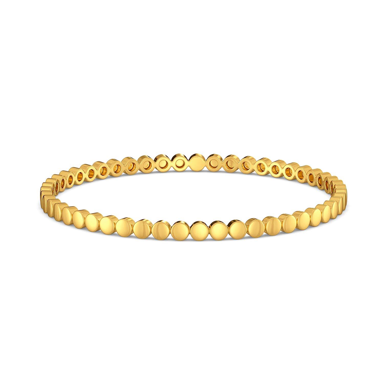 Coin Club Gold Bangles